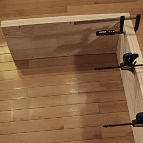 Minimalist Diy Console Table Of Wood