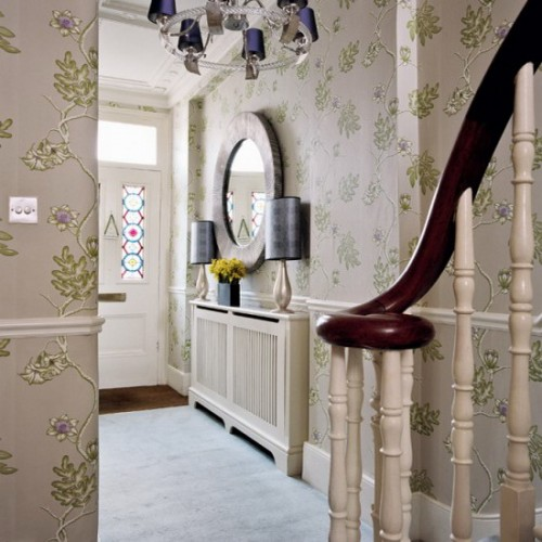 31 Stair Decor Ideas To Make Your Hallway Look Amazing: 75 Hallway Mirror Ideas