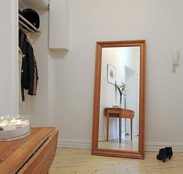 Mirror Ideas Prepossessing With Hallway Mirror Decorating Ideas Image