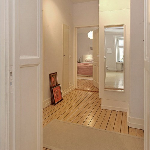 75 Hallway Mirror Ideas Shelterness