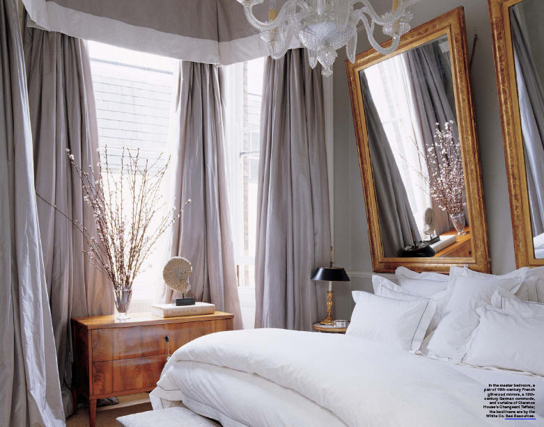 Most Excellent Gold Gray Bedroom ELLE Decor 781 x 614 · 90 kB · jpeg