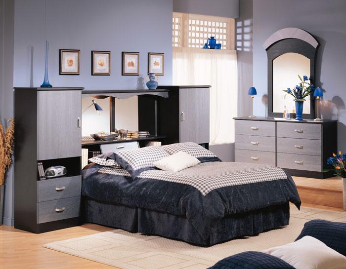 mirror headboard bed  clandestin, Headboard designs