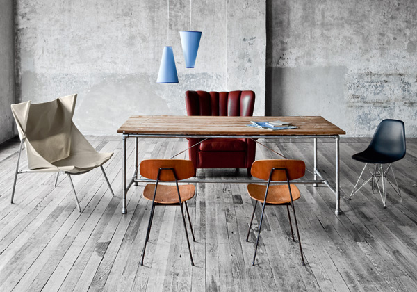 Mixing Modern And Vintage In Interior Design