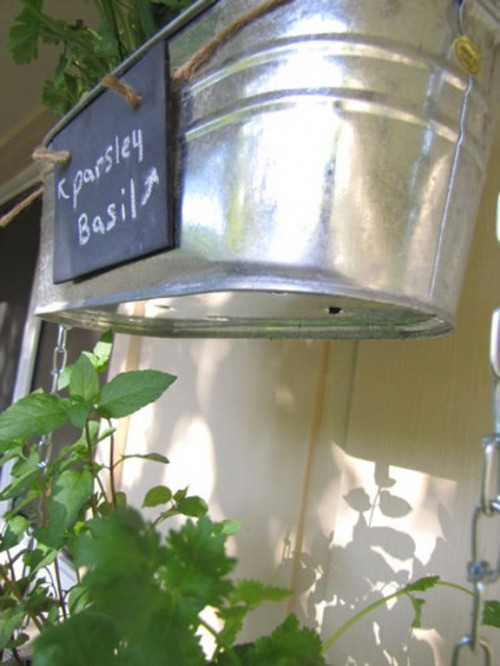 Mobile Hanging Mini Garden
