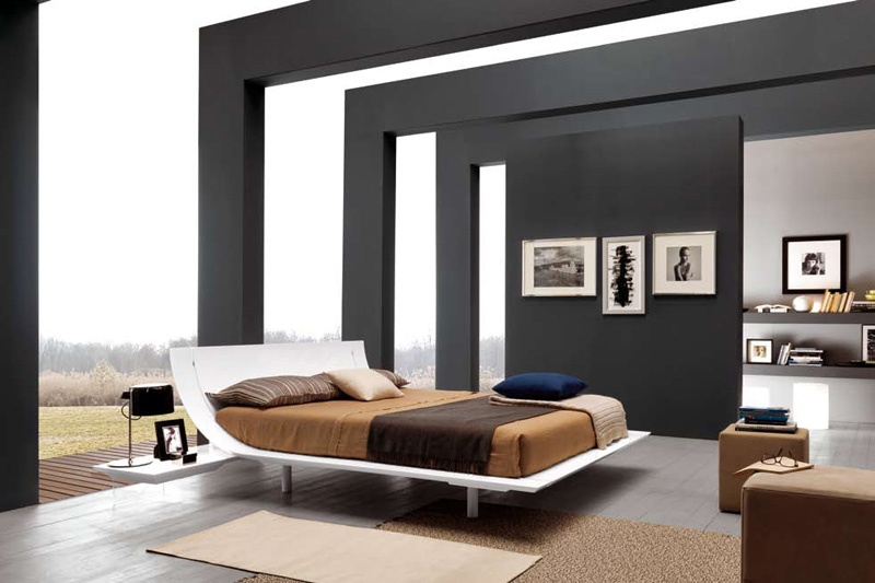 Picture of modern bedroom inspiration for Bedroom remodel inspiration
