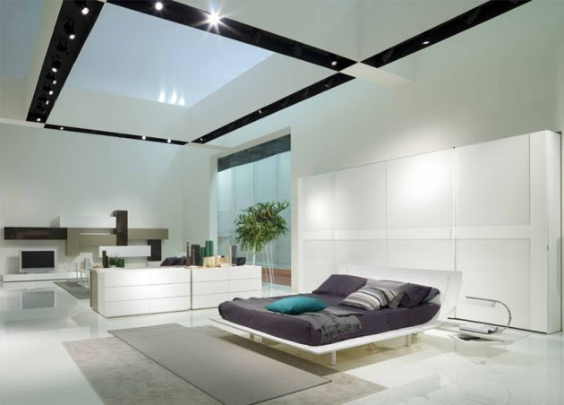 Picture of modern bedroom inspiration for Really nice bedrooms