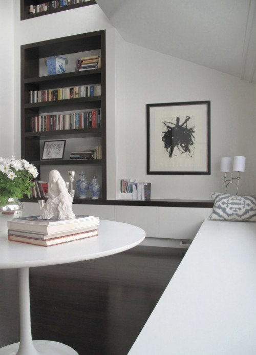 Modern Home Library Design 7 modern home library designs to inspire - shelterness