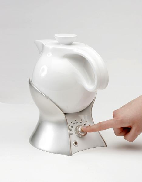Modern Teapot photo