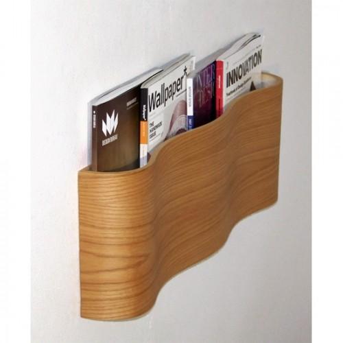 Metal Wall Mount Magazine Rack Foter