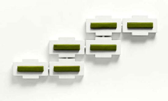Modular and Upholstered Wall Radiators photo
