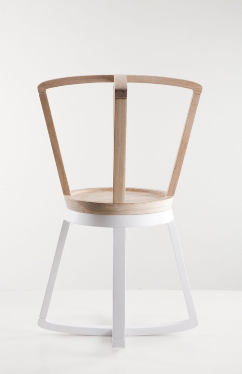 Monarcky Rocking Stool