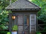 Antique Garden Shed