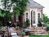 Elegant Garden Shed