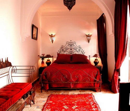 15 moroccan bedroom decorating ideas. Interior Design Ideas. Home Design Ideas