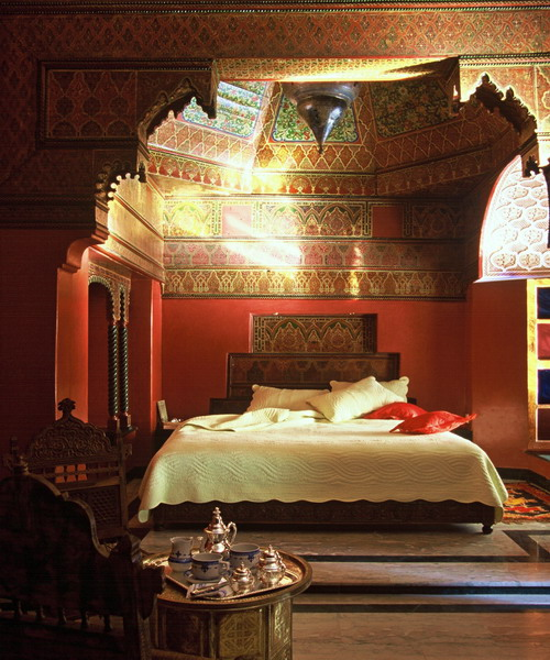 15 moroccan bedroom decorating ideas shelterness
