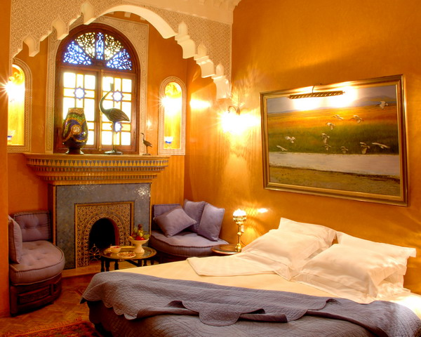Picture of moroccan bedroom decorating ideas for Moroccan bedroom inspiration