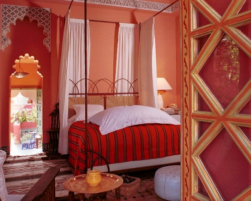 Moroccan Bedroom Decorating Ideas