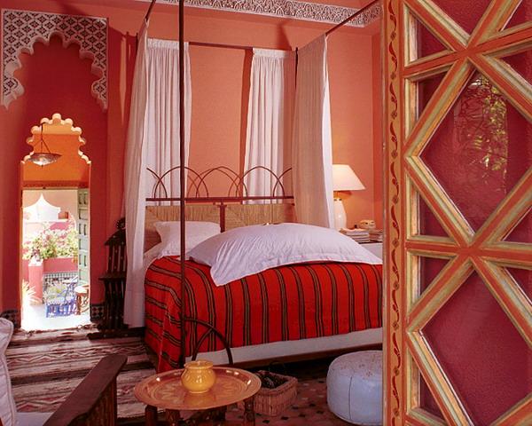 Moroccan Bedroom Decorating Ideas