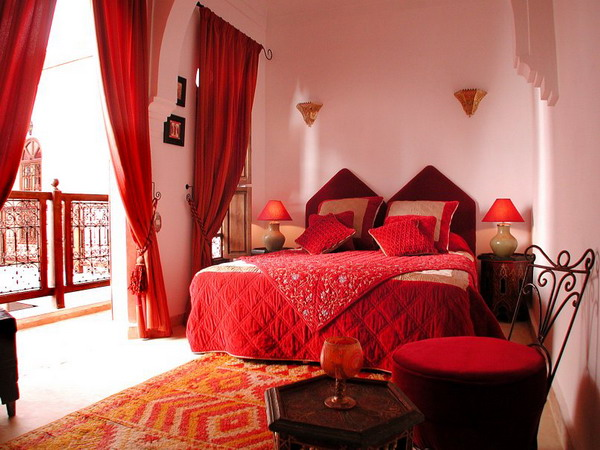 Picture Of Moroccan Bedroom Decorating Ideas
