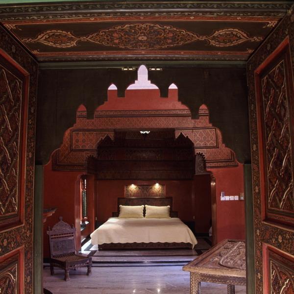 15 Moroccan Bedroom Decorating Ideas Photo 10