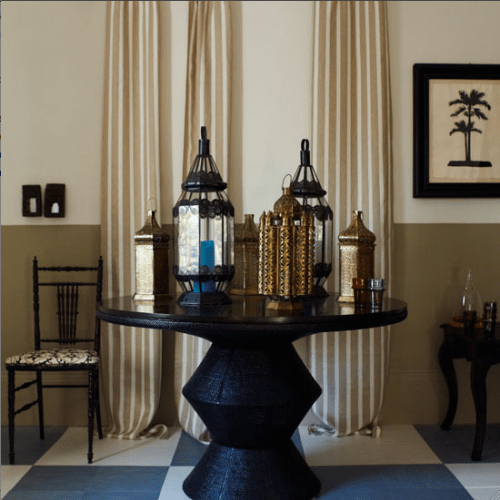 Moroccan Lamps In Interior Decorating