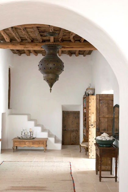 Moroccan Lamps In Interior Decorating