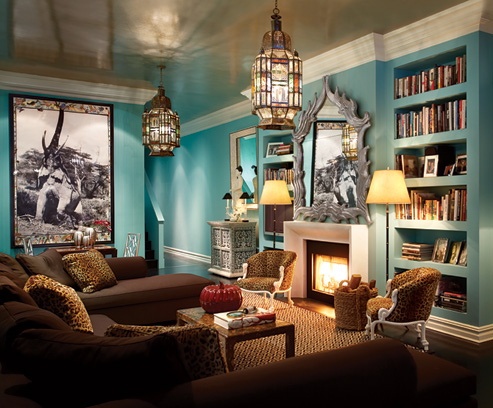 20 Ideas To Use Moroccan Lamps In Interior Decorating