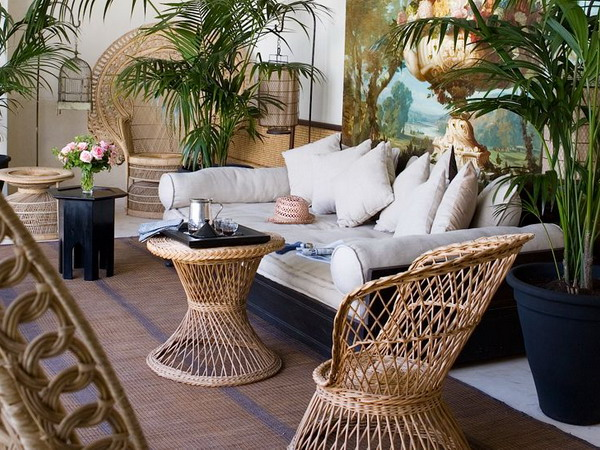 Picture of moroccan style living room design ideas - Moroccan themed lounge ideas ...