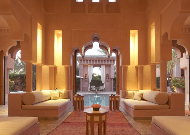 Living room designs archives shelterness - Moroccan living room design ...