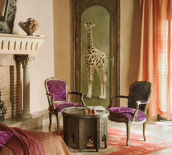 Picture of moroccan style living room design ideas moroccan style living room design ideas for Moroccan living room decor ideas