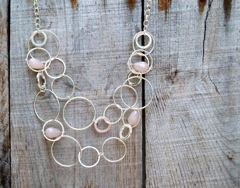 shepherd moon necklace