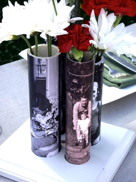 Mother's Day Personalized Diy Vase