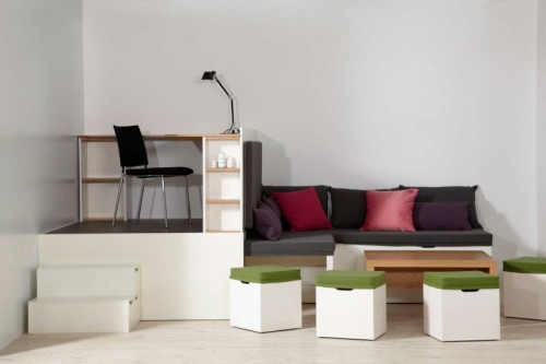 Multifunctional Furniture Set