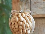 DIY Nutshell Ornament