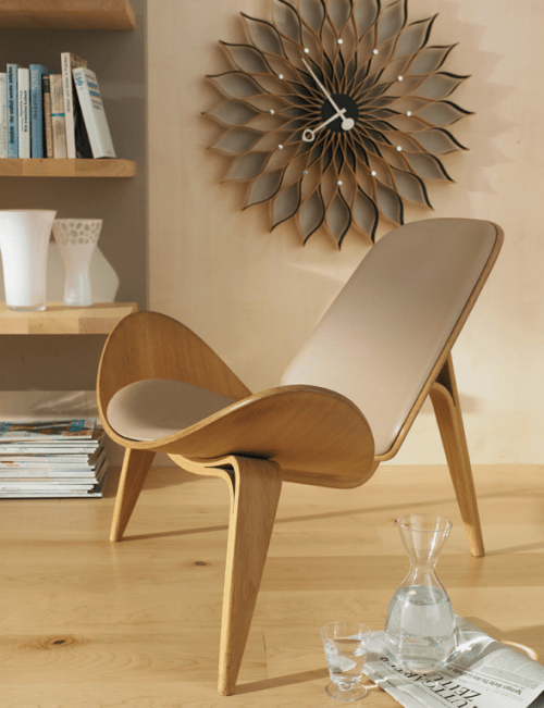 10 Ideas To Combine Natural Wood With Solid Colors In Furniture And Interior Design Shelterness