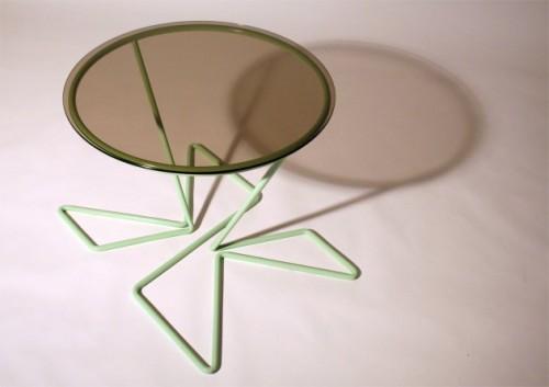 Neon Coffee Table (via)