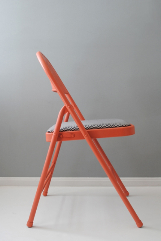 Old Folding Chair Renovation