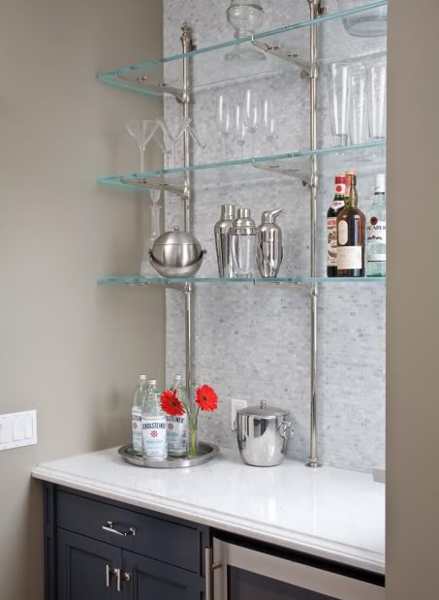 kitchen shelves instead of cabinets with 40 Ideas Of Using Open Shelves On A Kitchen on How To Install Ikea Sektion Kitchen Cabi s furthermore Feng Shui Open Shelves Ideas together with Diy Built In Bookcase Reveal An Ikea Hack furthermore 40 Ideas Of Using Open Shelves On A Kitchen together with Bar De Parede.