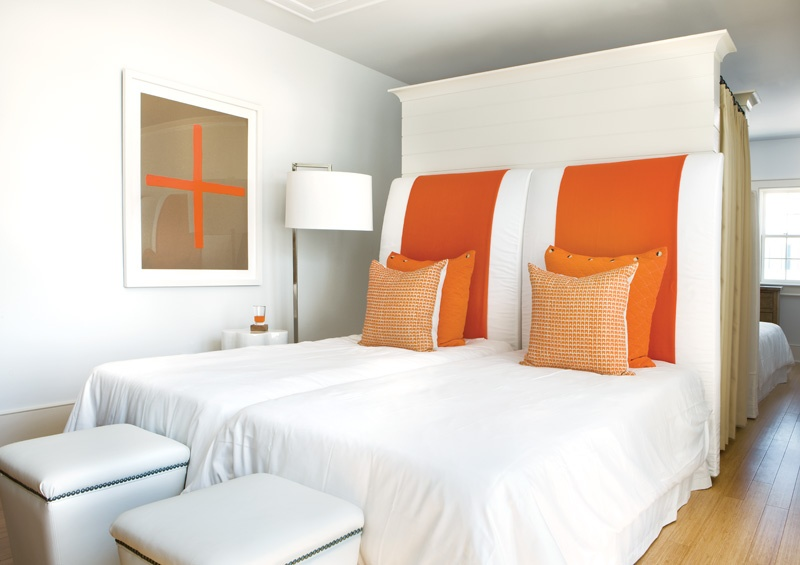 Orange Room Design Ideas