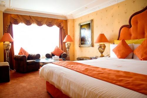 25 orange room design ideas shelterness