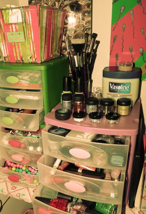 How To Organize Makeup Storage Drawers 10 Real Life