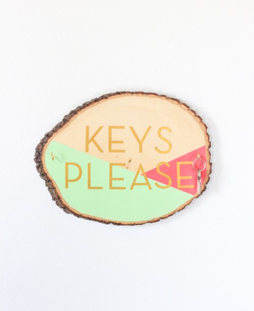 12 Original And Functional DIY Key Holders To Make