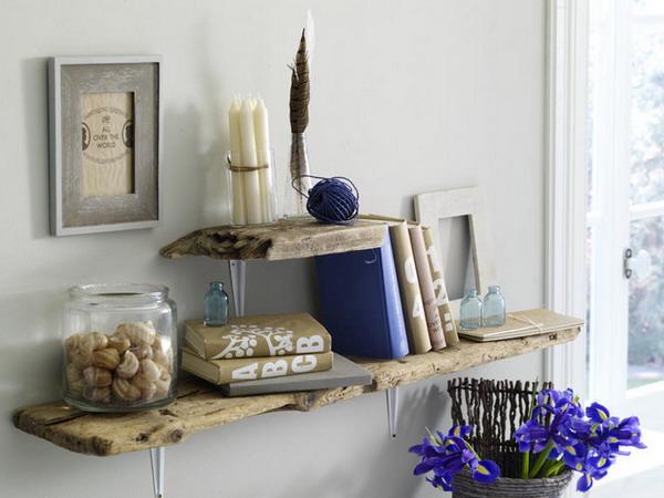 Original Decor Ideas Of Salvaged Wood Pieces