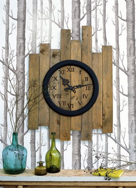 20 Original Salvaged Wood Decor Ideas Shelterness
