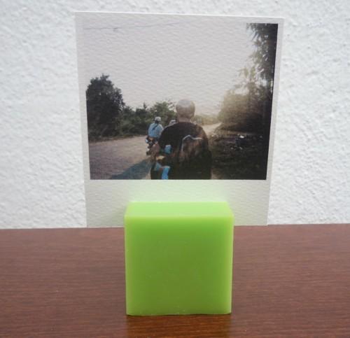 Original Diy Candle Photo Stands