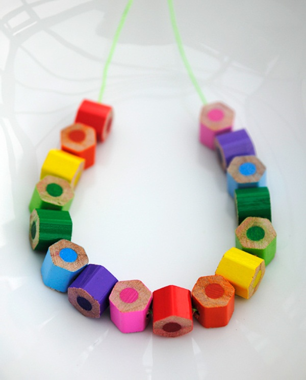 Original Diy Colored Pencils Jewelry