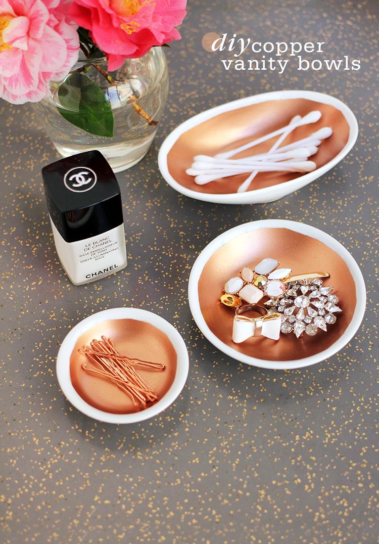14 Original DIY Copper Crafts For Home Décor