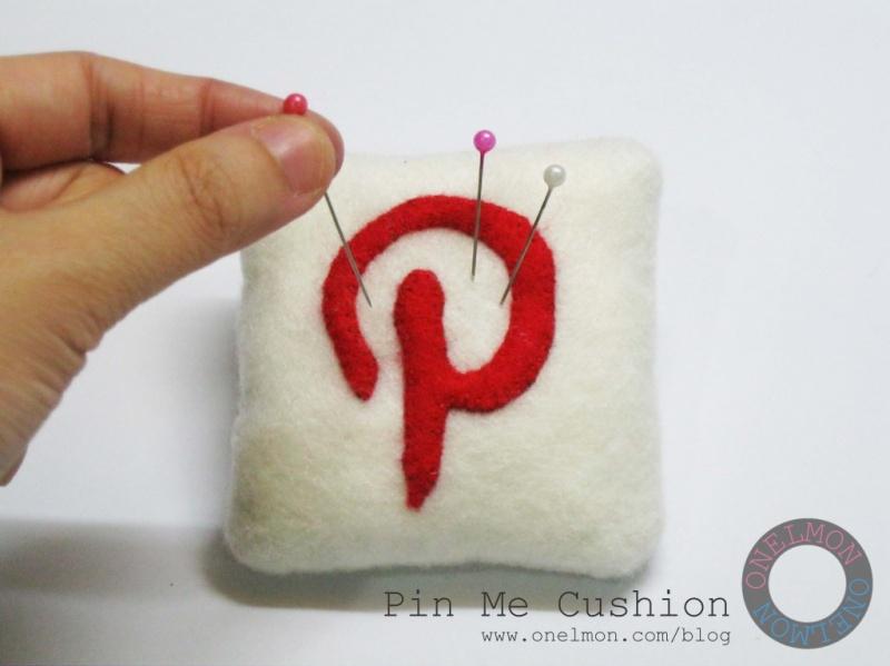 pin me cushion
