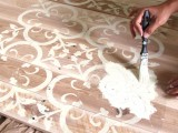 original-diy-stenciled-pallet-floor-for-outdoors-6