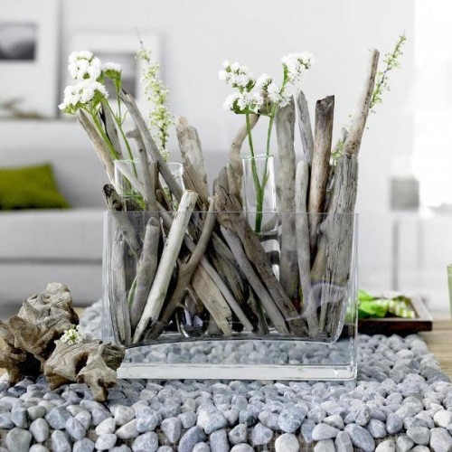 20 Original Ideas To Decorate Your Interior Using Driftwood